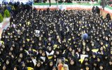 اجتماع بزرگ عزاداران و ارادتمندانِ «سپهبد پاسدار شهید حاج قاسم سلیمانی» در شهرستان لاهیجان