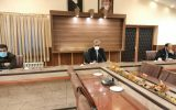 فرماندار لاهیجان وظایف دستگاه های اجرایی شهرستان را برای مقابله با ویروس کرونا مشخص کرد
