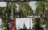 شهر لاهیجان به یک حسینیه بزرگ تبدیل می شود.