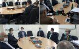 دیدار شهردار و اعضای محترم شورای شهر با سرپرست شبکه بهداشت و درمان شهرستان لاهیجان