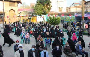 برگزاری جشن نیمه شعبان در لاهیجان